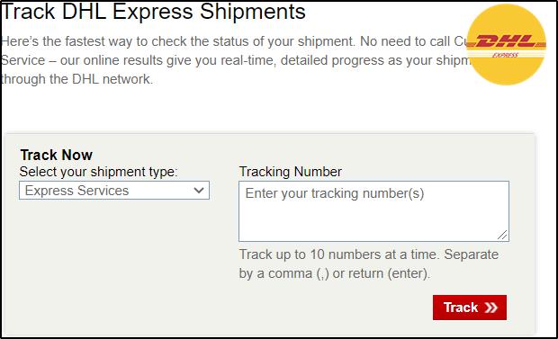 Dhl Tracking Trackingi Com